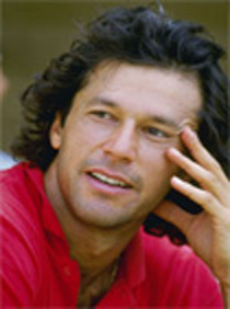 Imran Khan (World Best All Rounder, Crickter & Social Worker)