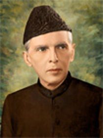 Muhammad Ali Jinnah (Founder of Pakistan)