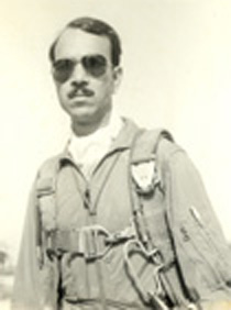Sqn Ldr M M Alam (Sitar-e-Jurat, World Record Holder)